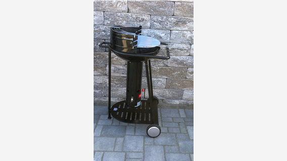 Barbecook Holzkohlegrill Test : Kleine seezunge mit gegrilltem gemüse barbecook